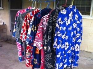 gord tonga shirts