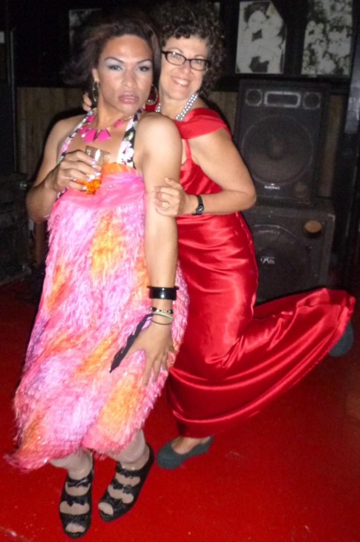Kina and me