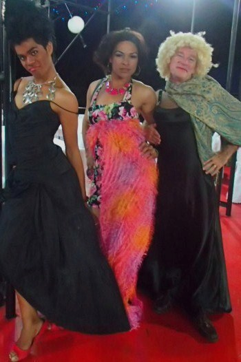 Loni (Rhianna!!) Kina and Marilyn (Kotoni)