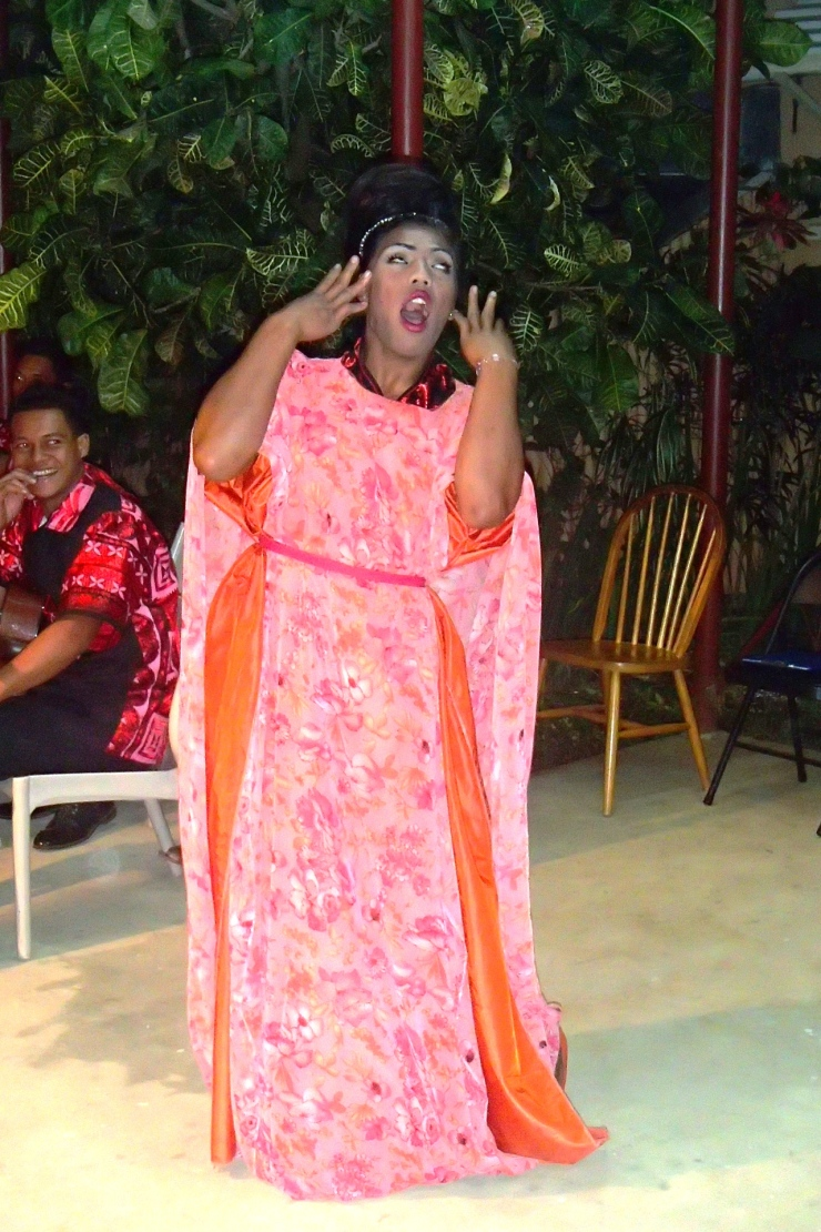 Rabi Coco Chanel... the Tongan Opera Diva