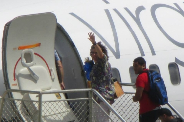 Bye bye Tonga see you when I come back in December!!!
